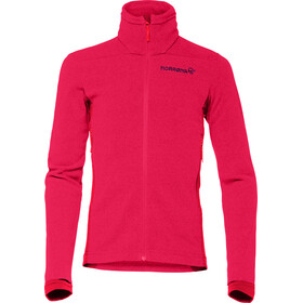Norrøna Junior Falketind Warm1 Jacket Jester Red